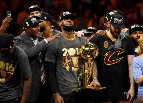 Cleveland campione. LeBron ora è leggenda 18