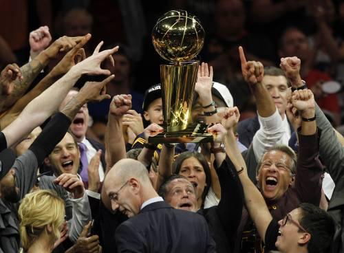 Cleveland campione. LeBron ora è leggenda 14
