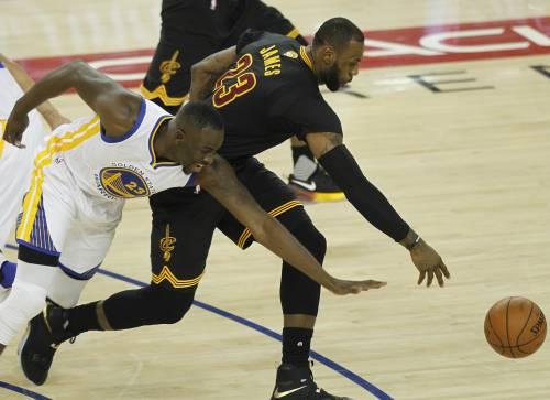 Cleveland campione. LeBron ora è leggenda 4