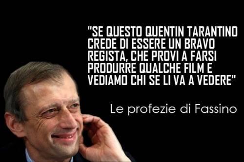 Le profezie di Fassino