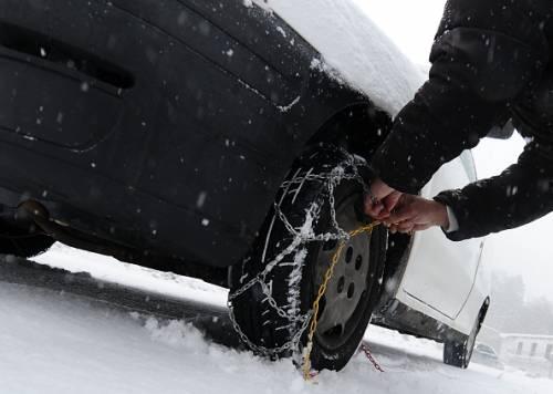 Ecco perché non ti arrivano le gomme da neve