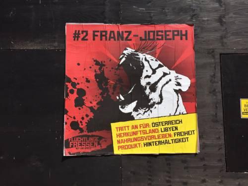 """A Berlino spunta un'arena con le tigri per """"mangiare"""" i rifugiati 11"""