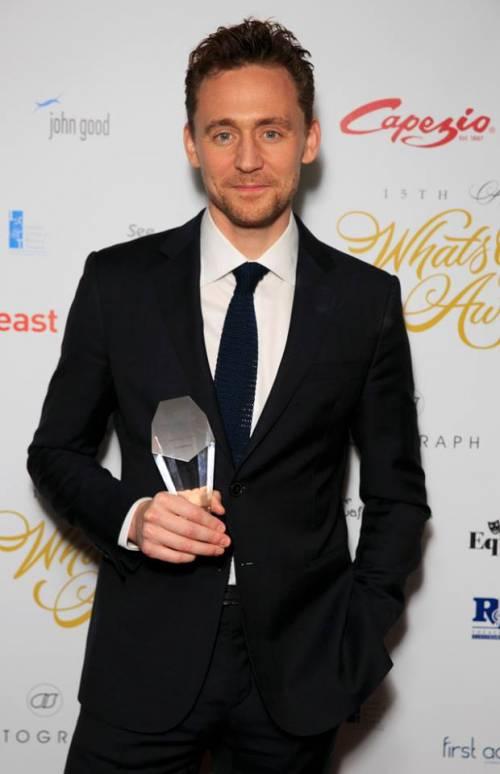 Tom Hiddleston, le foto del nuovo James Bond 2