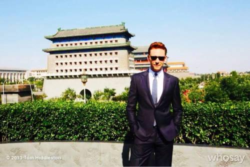 Tom Hiddleston, le foto del nuovo James Bond 5