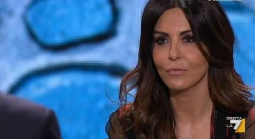 "Sabrina Ferilli attacca Renzi: ""Ho votato la Raggi"""