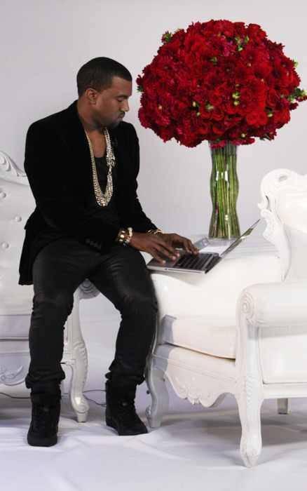Kanye West, il rapper marito di Kim Kardashian: foto 3