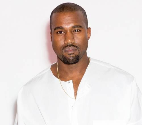 Kanye West, il rapper marito di Kim Kardashian: foto 5