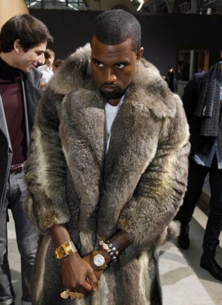 Kanye West, il rapper marito di Kim Kardashian: foto 8