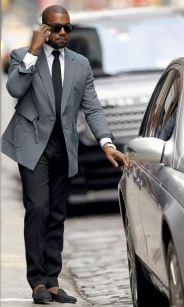 Kanye West, il rapper marito di Kim Kardashian: foto 10