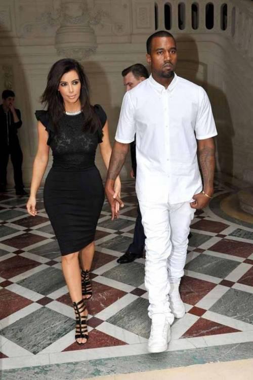 Kanye West, il rapper marito di Kim Kardashian: foto 9