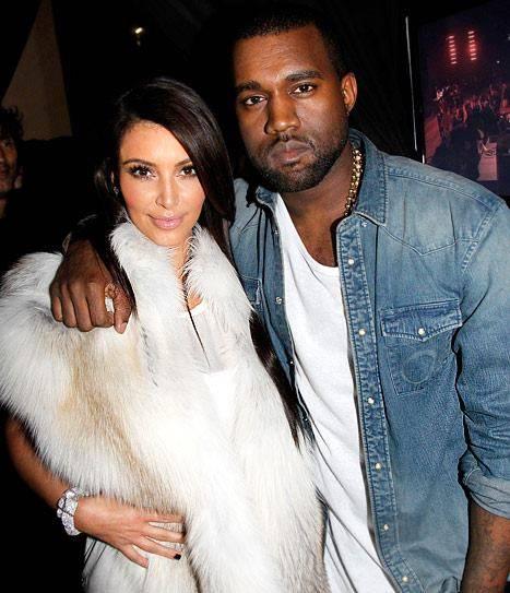 Kanye West, il rapper marito di Kim Kardashian: foto 13