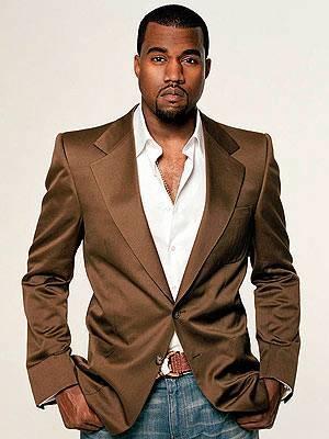 Kanye West, il rapper marito di Kim Kardashian: foto 2