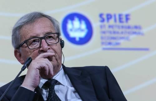 "Juncker ""vieta"" i referendum contro l'Unione Europea"