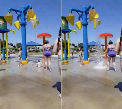 Usa, babysitter tortura bimba con secchiate d'acqua. Il video fa il giro del web