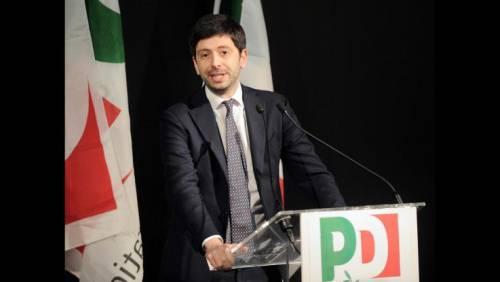 """Speranza a Giachetti: """"L'insulto simbolo dell'arroganza nel Pd"""""""