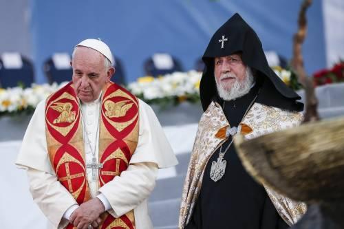 Papa Francesco è la speranza per l'Armenia
