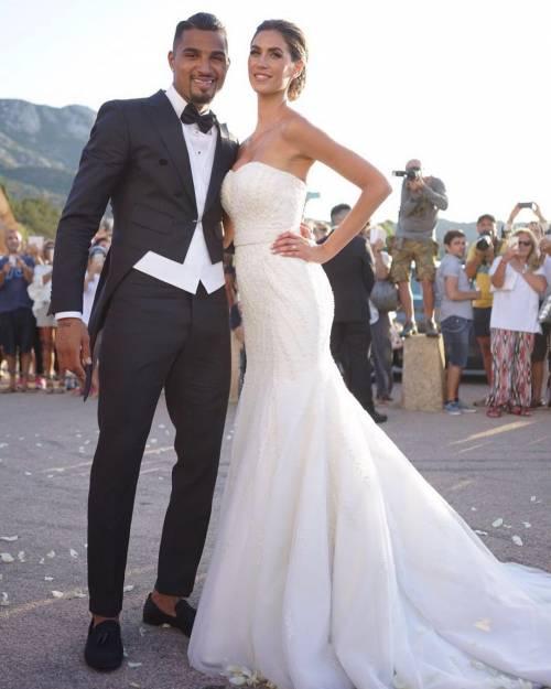 Matrimonio Satta-Boateng: finalmente il sì 2