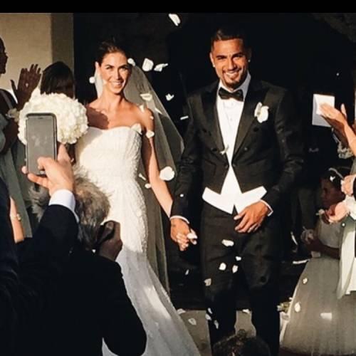 Matrimonio Satta-Boateng: finalmente il sì 3