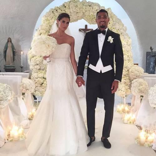 Matrimonio Satta-Boateng: finalmente il sì 4