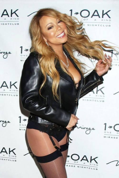 Mariah Carey, DJ sexy a Las Vegas: foto 5
