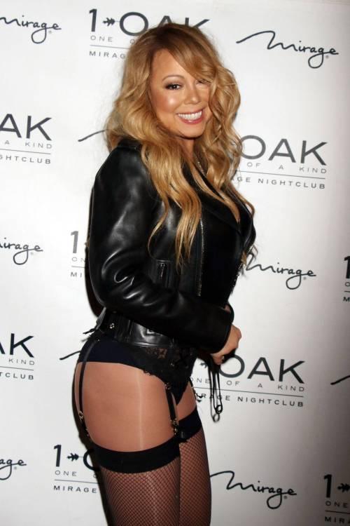 Mariah Carey, DJ sexy a Las Vegas: foto 9