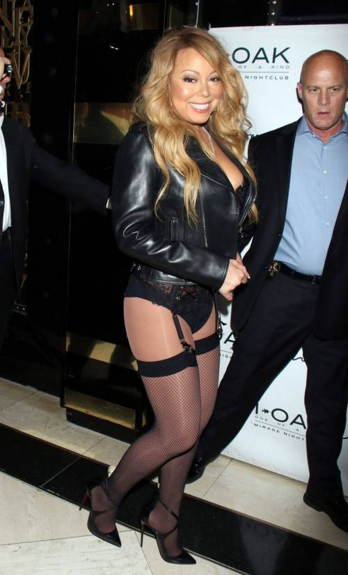 Mariah Carey, DJ sexy a Las Vegas: foto 3