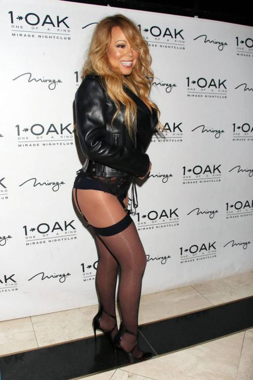 Mariah Carey, DJ sexy a Las Vegas: foto 13