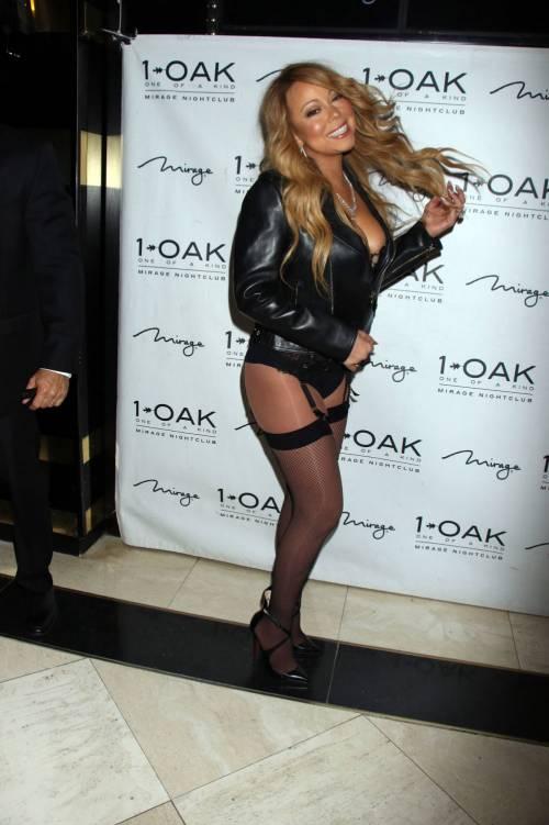 Mariah Carey, DJ sexy a Las Vegas: foto 14