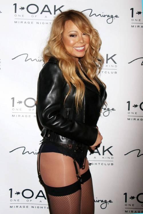 Mariah Carey, DJ sexy a Las Vegas: foto 15