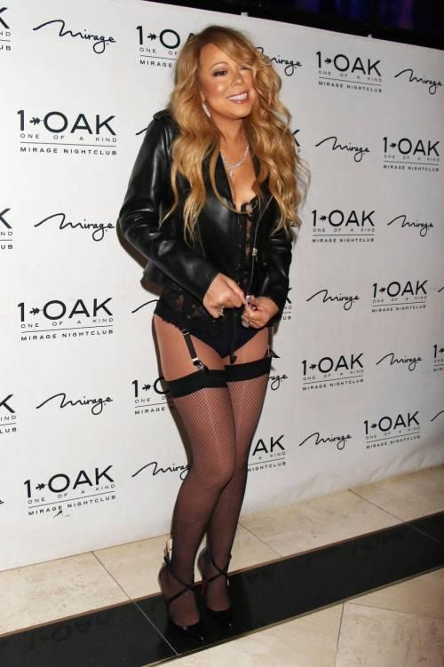 Mariah Carey, DJ sexy a Las Vegas: foto 17