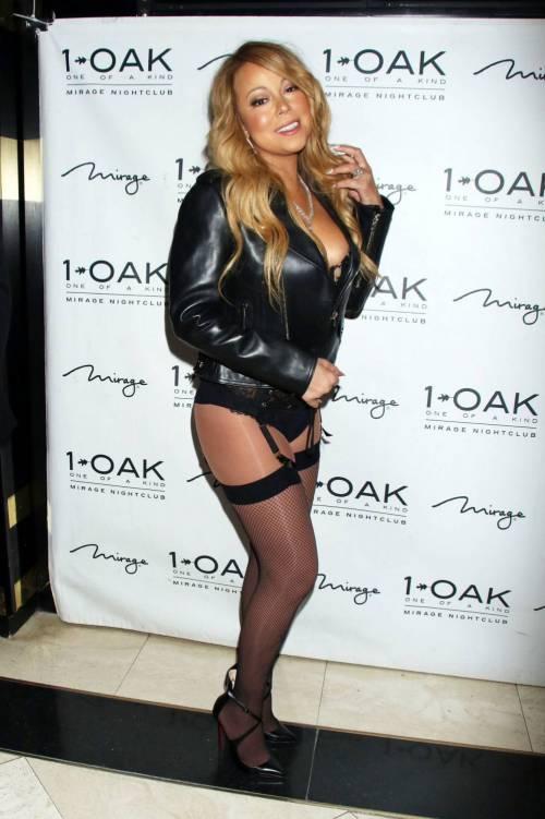 Mariah Carey, DJ sexy a Las Vegas: foto 16