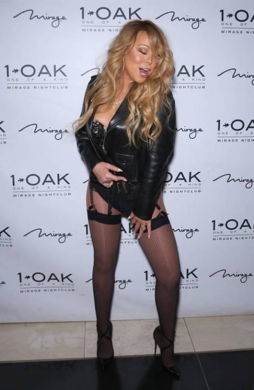 Mariah Carey mostra il lato b 8