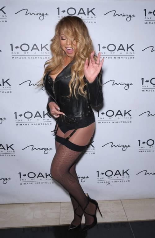 Mariah Carey mostra il lato b 11