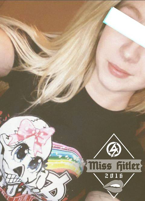Il concorso Miss Hitler 2016 13