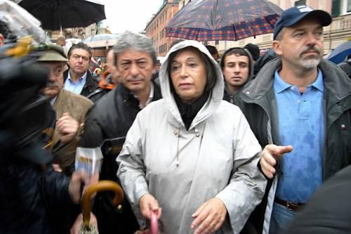 La Vincenzi patteggia tre anni per l'alluvione di Genova