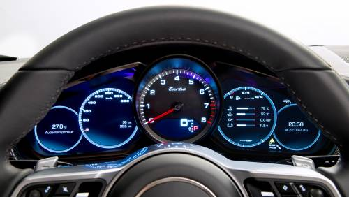 Le immagini della nuova Porsche Panamera 2