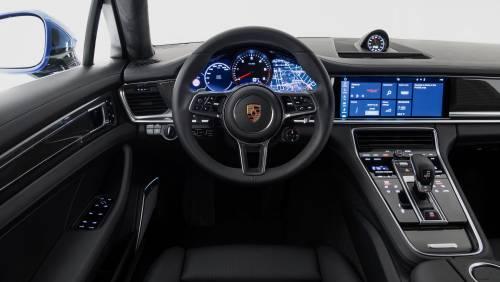 Le immagini della nuova Porsche Panamera 13