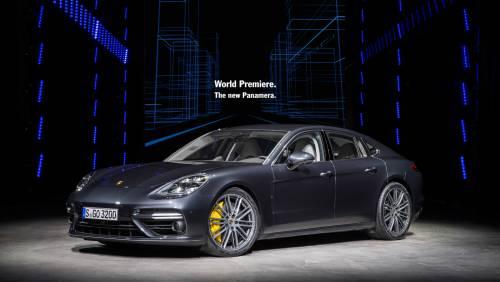 Le immagini della nuova Porsche Panamera 15
