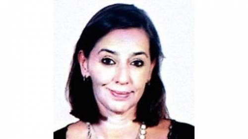 Claudia Maria DAntona, era della Croce Rossa Il marito salvo per caso