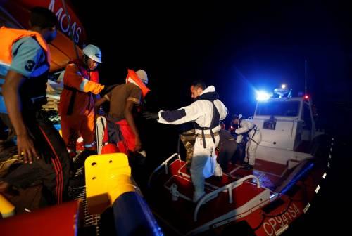 Migranti, il lavoro dei soccorritori nel Mediterraneo 8