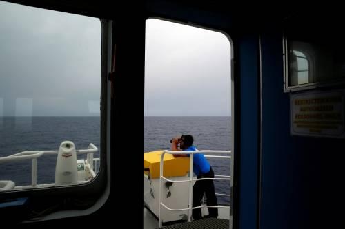 Migranti, il lavoro dei soccorritori nel Mediterraneo 17