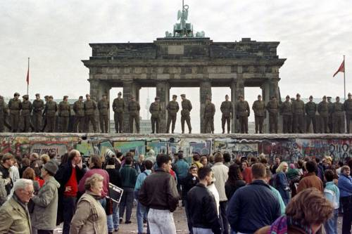 Berlino, tra un passato  nazista e un futuro europeo