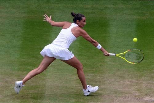 Wimbledon, Vinci eliminata: continua la maledizione italiana negli Slam