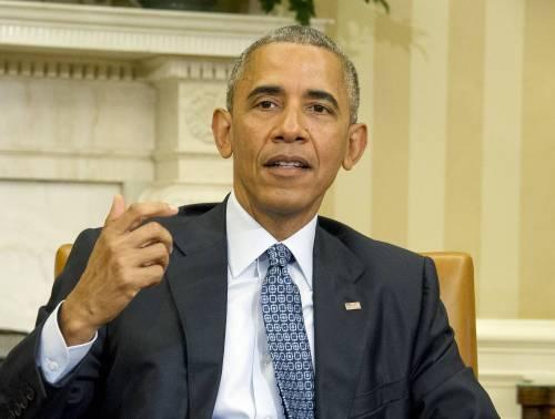 """Obama: """"I soldati Usa restano in Afghanistan"""""""