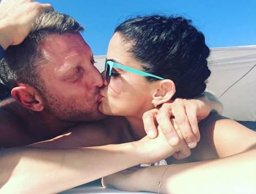 Lapo Elkann e Shermine Shahrivar: amore a Capri
