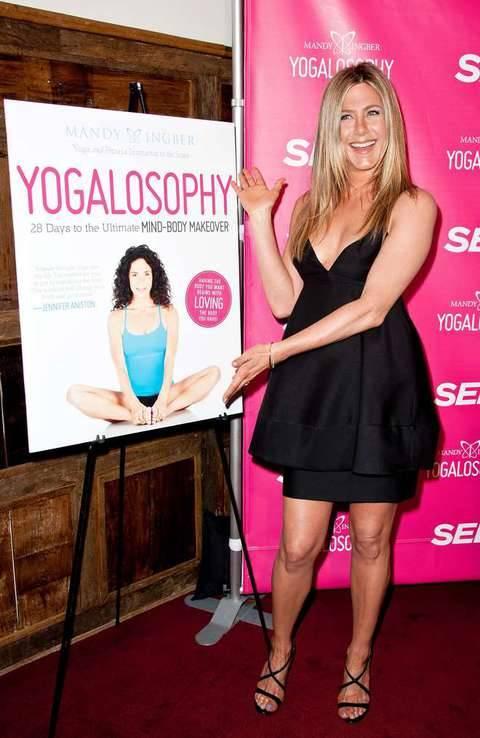Jennifer Aniston, le immagini  8