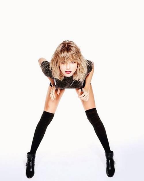 Taylor Swift VS Kim Kardashian: le foto 30