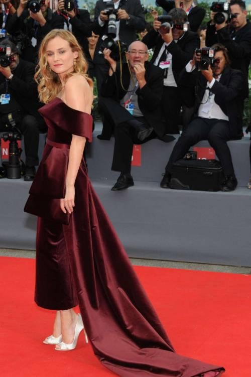 Diane Kruger, i look più belli: foto 8