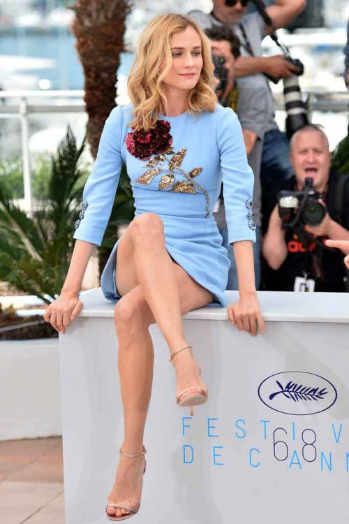 Diane Kruger, i look più belli: foto 7