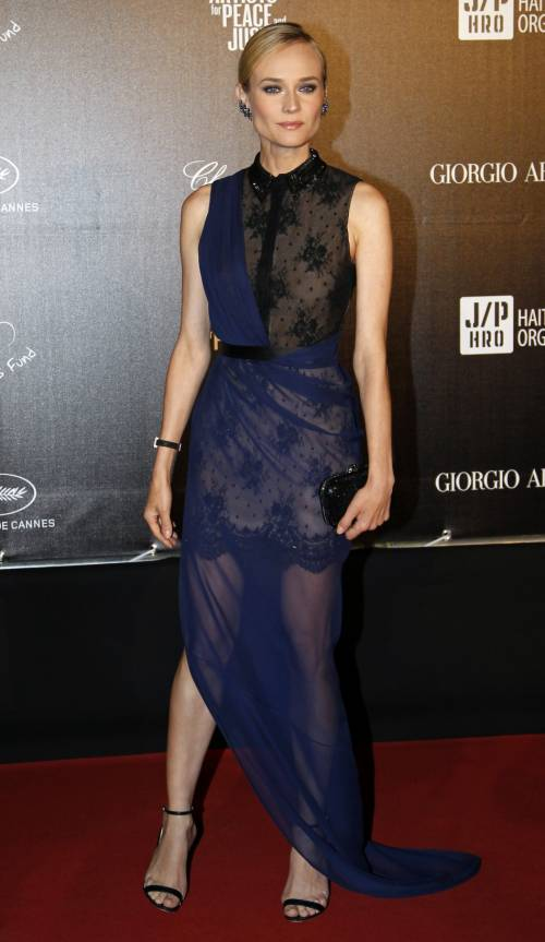 Diane Kruger, i look più belli: foto 12